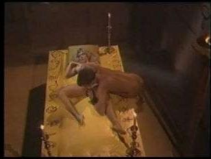 Смотреть грудастой блондинки и парня на ритуальном столе