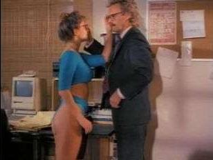 Винтажное ретро порно видео: мужчина пришел в офис к своей любовнице на трах