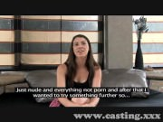 собеседование тёлки на роль порно-актрисы