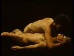 Старый эро ретро фильм с диким трахом любовников